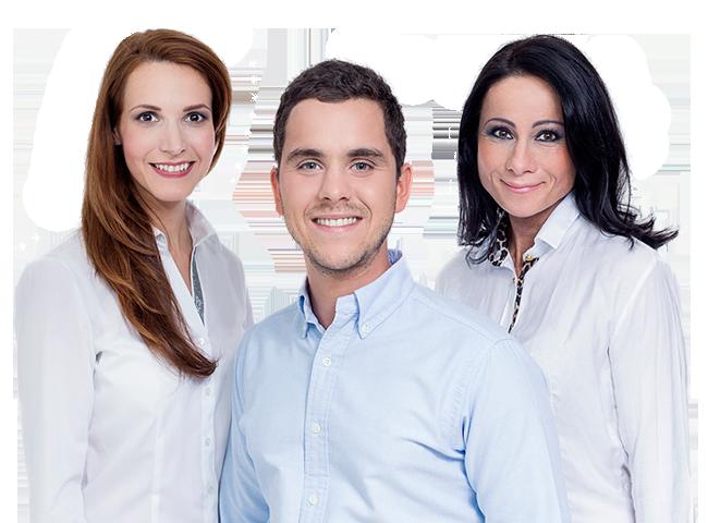 Team der Zahnarzt- und Mundchirurgiepraxis ArtDent in Budapest